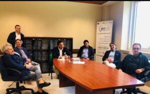 Il Direttivo ARBBAC incontra l'assessore regionale al Turismo Orsomarso